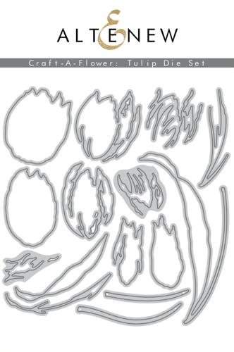CRAFT-A-FLOWER TULIP