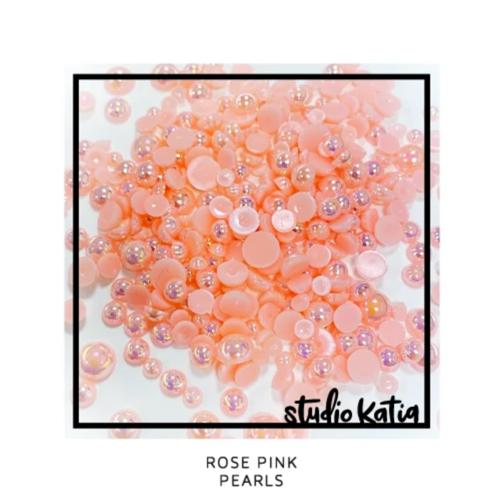 ROSE PINK PEARLS