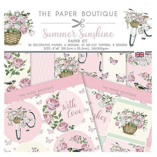 SUMMER SUNSHINE PAPER KIT