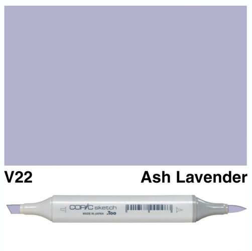 ASH LAVENDER