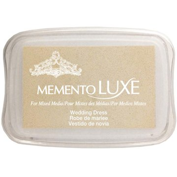 Memento Luxe Ink Pad,Neutral Color Family
