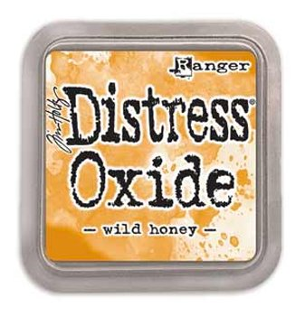 Distress Oxide Ink Pad, Yellow/Orange Color Family