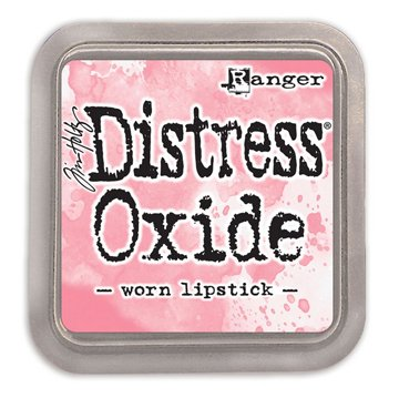 Distress Oxide Ink Pad,Red/Pink Color Family