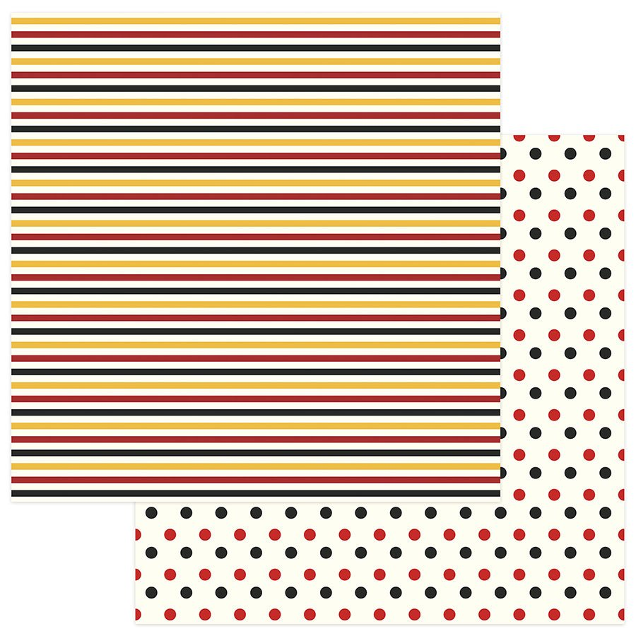 Multi Stripe/Dot
