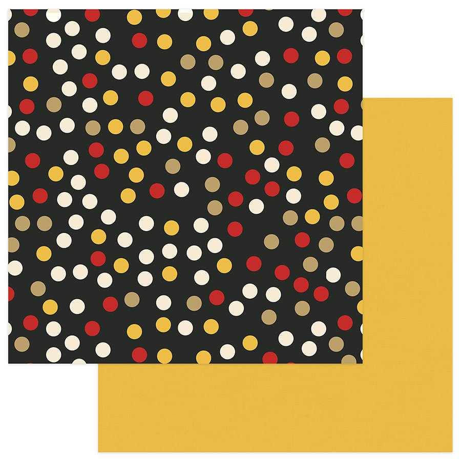 Multi Dot/Yellow