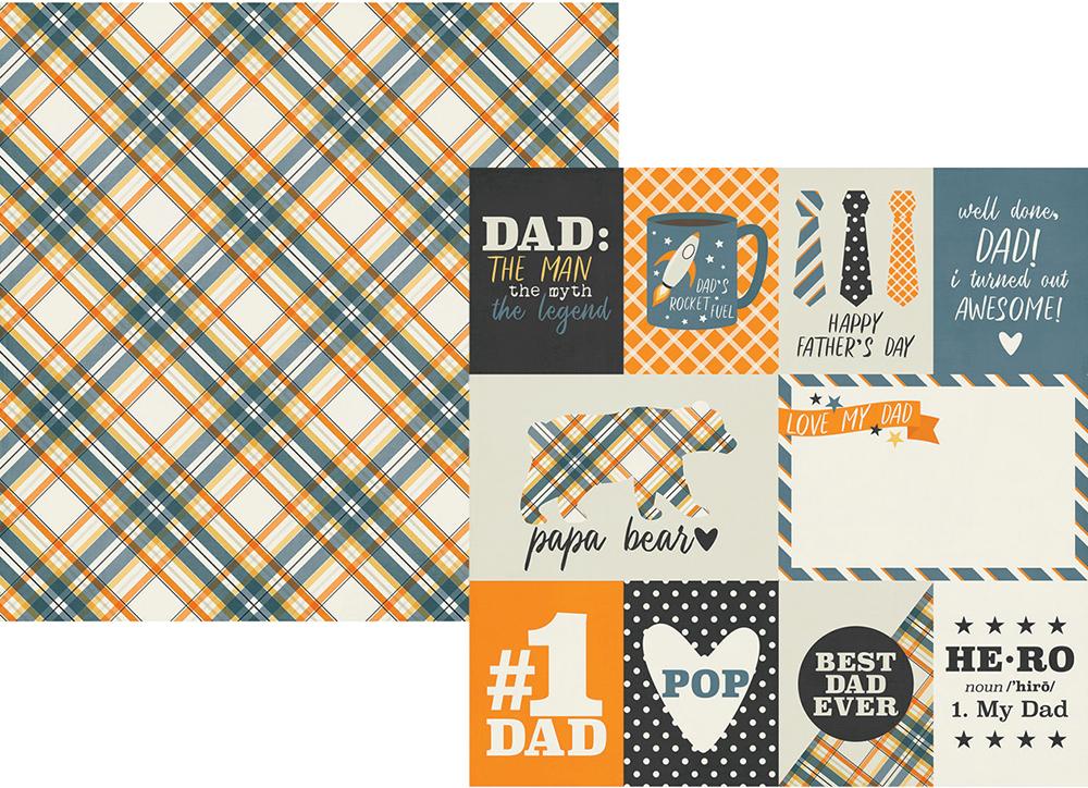 Bargain - Dad Life 3 x 4, 4 x 6 (SS)