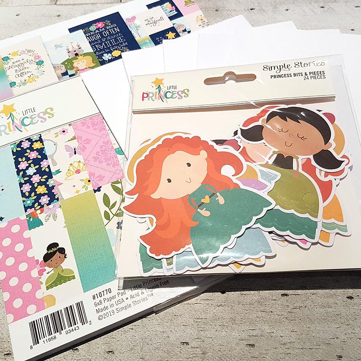 Card Kit - Pretty Little Princesses (SS)