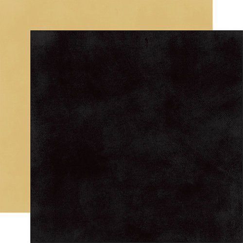 Solid Paper - Black & Gold (EP)
