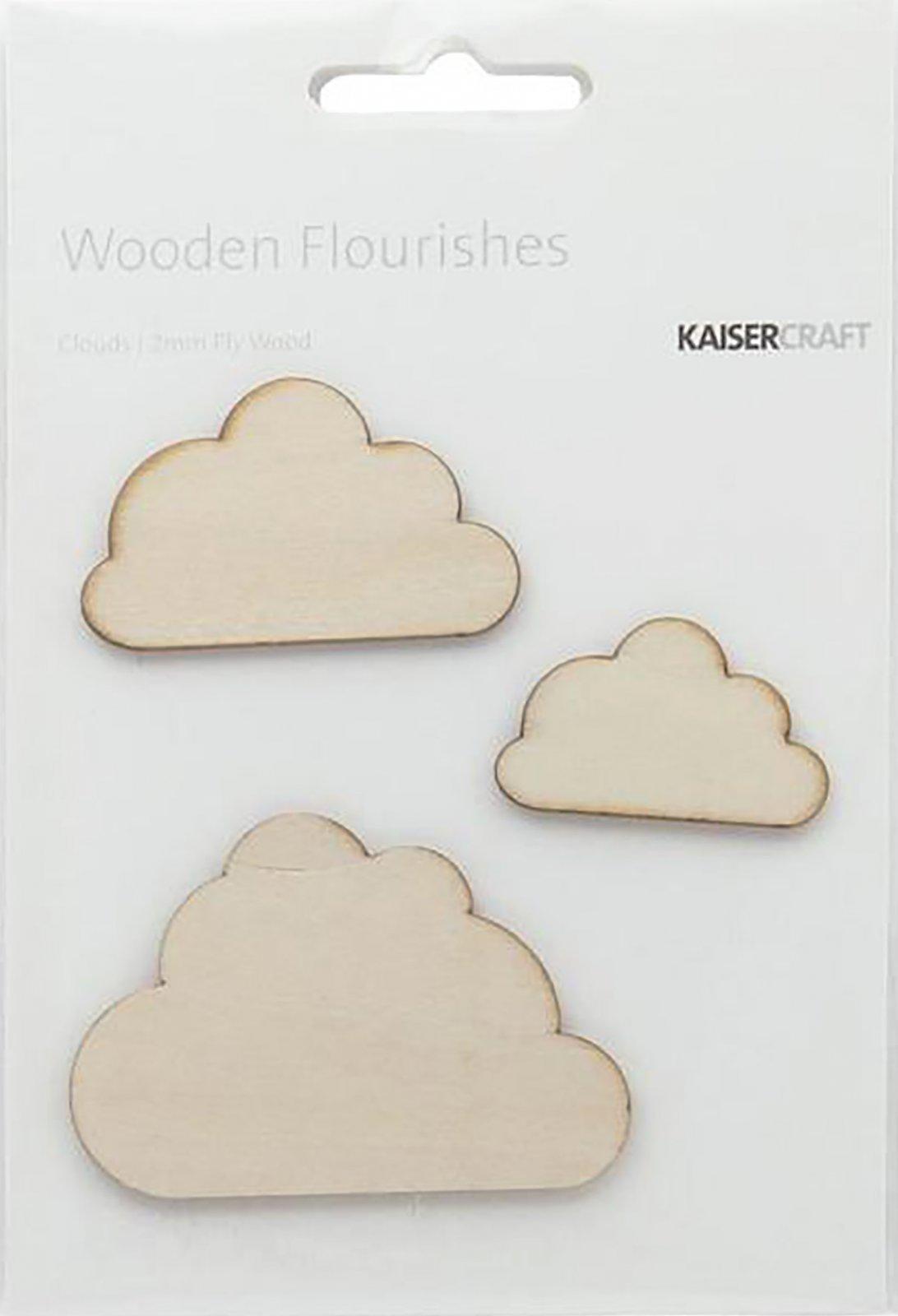 Embellies - Wooden Clouds (KA)