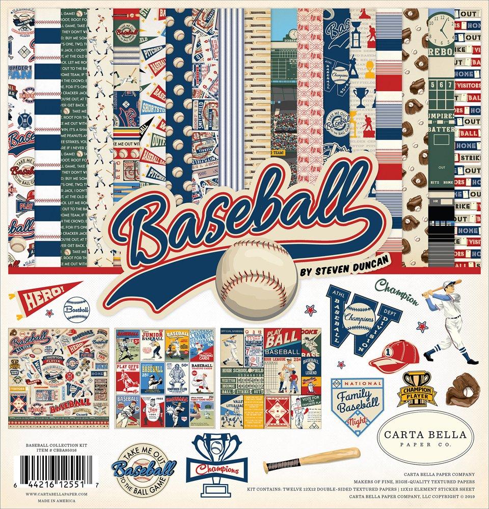 Collection Kit - Baseball (CB)