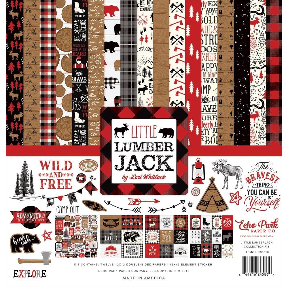Collection Kit - Little Lumberjack (EP)
