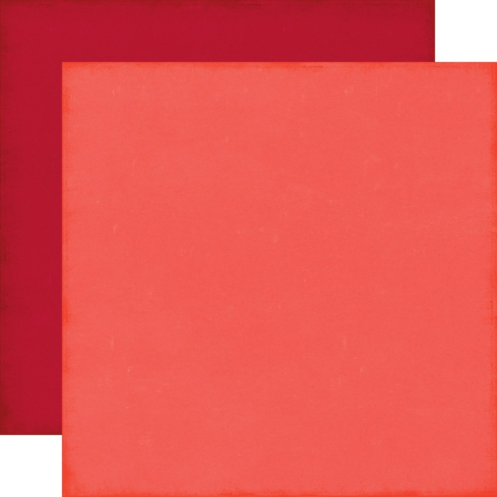 Solid Paper - Coral & Red (EP)