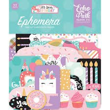 Ephemera - It's Your Birthday Girl Icons (EP)