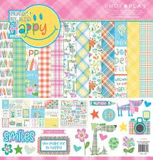Collection Kit - Mad 4 Plaid Happy 12 x 12 (PP)