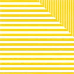 Dots & Stripes - Submarine Stripe - 12x12 Double-Sided Paper (Echo Park)