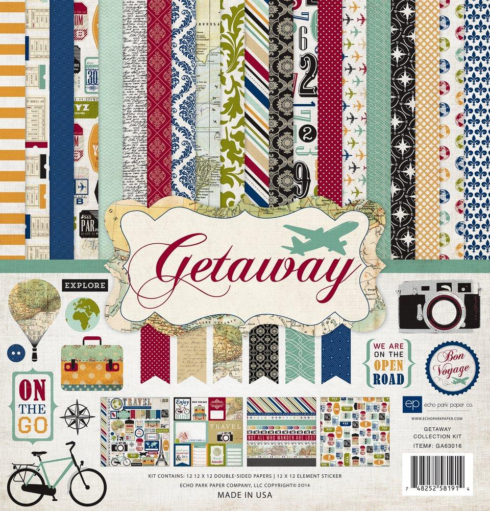 Collection Kit - Getaway (EP)