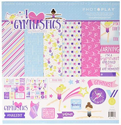 - Mini Collection Kit - I Love Gymnastics (PP)