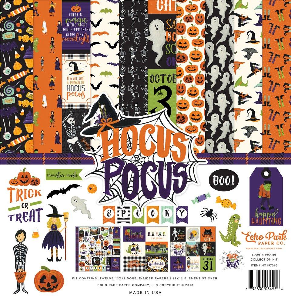 Collection Kit - Hocus Pocus (EP)