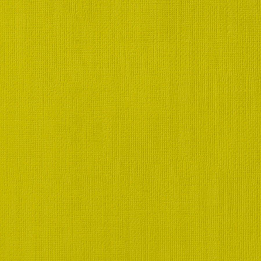 Cardstock - Kale, 12x12 Single Sheet (American Crafts)