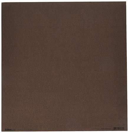 Cardstock - Dark Brown (KC)