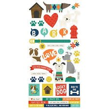 Stickers - Life is Ruff 6x12 (SS)