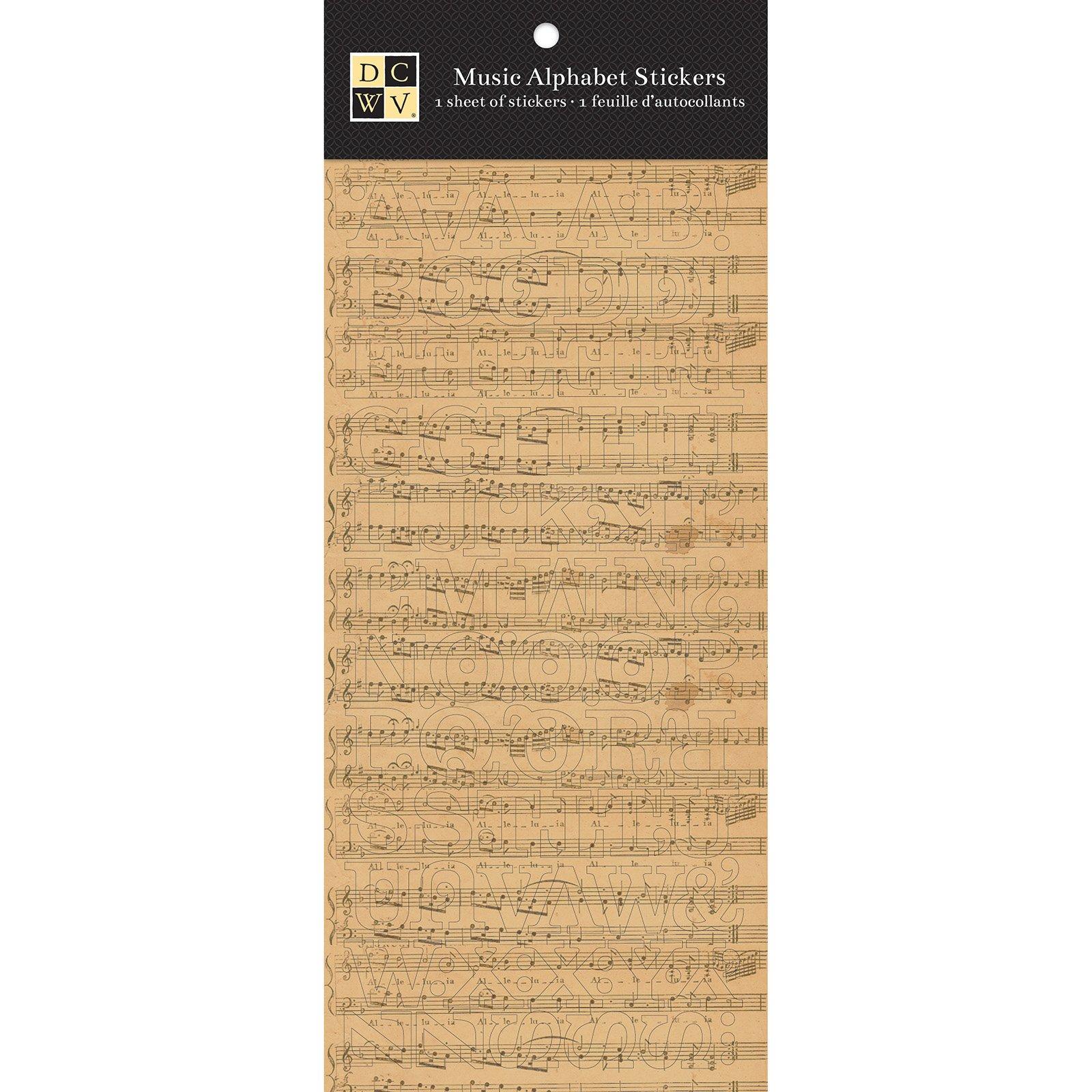 Alphas - Music Sheet (AC)