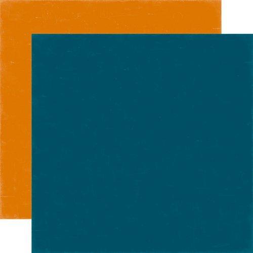 Solid Paper - Navy & Orange (EP)