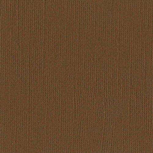 Cardstock - Walnut Bazzill