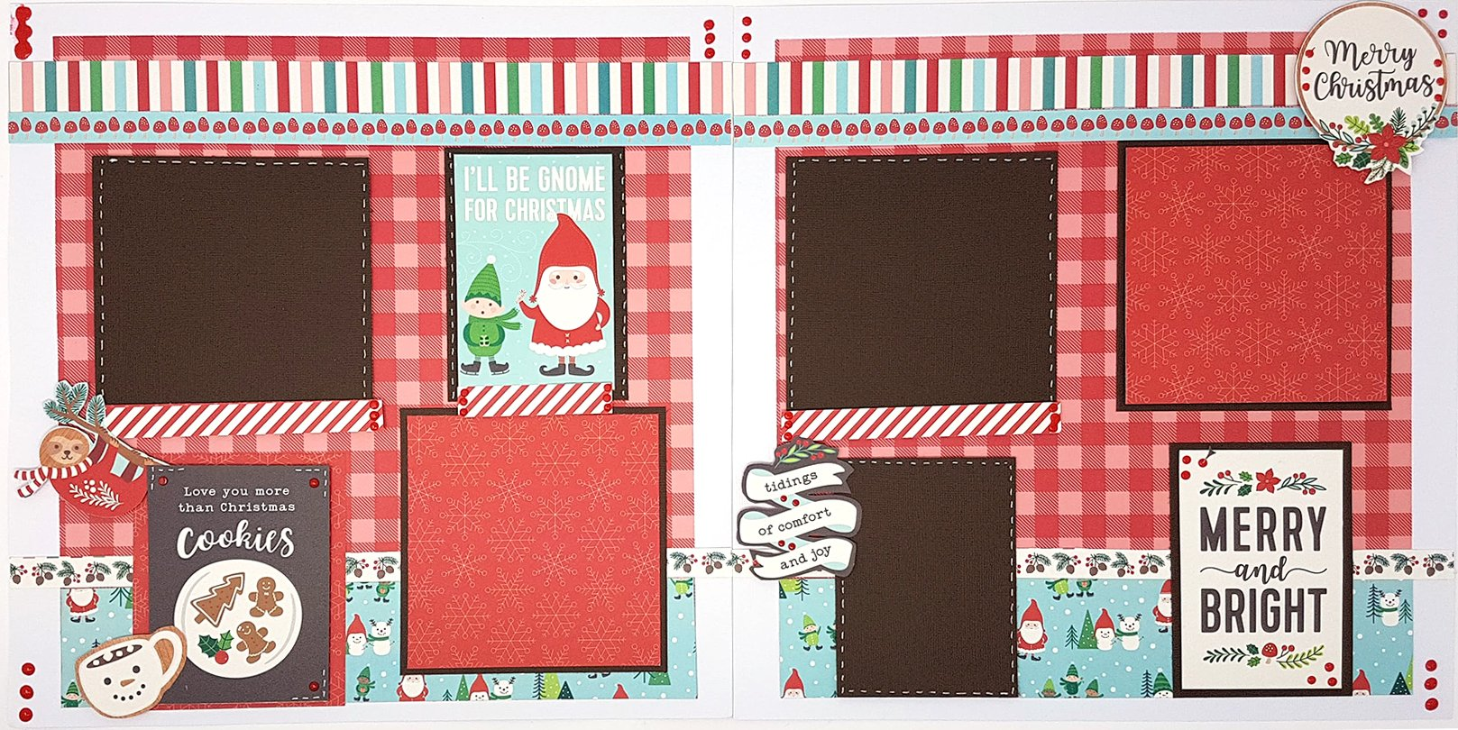 Layout Kit The Christmas Cookie Bake Off Pbi 205166