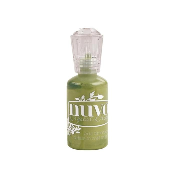 Bling - Nuvo Crystal Drops - Bottle Green (TS)