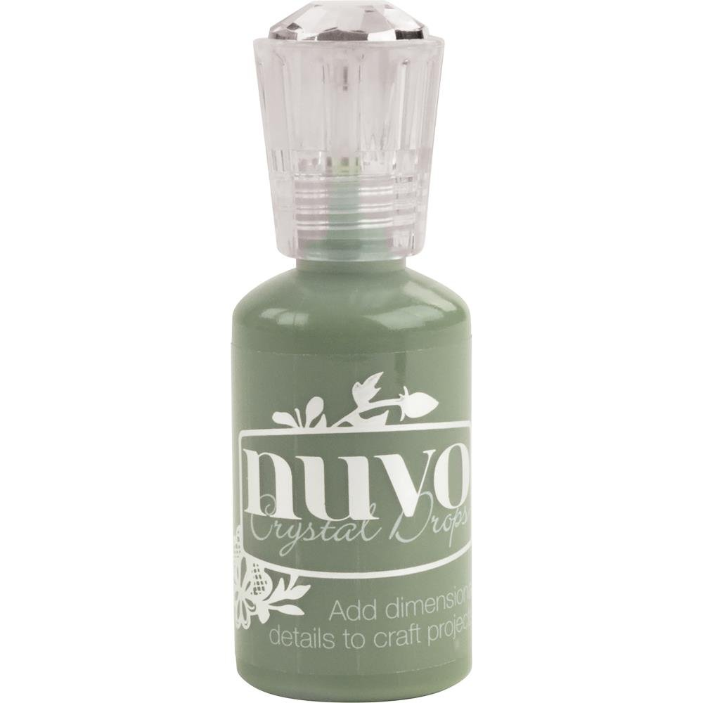 Bling - Nuvo Crystal Drops - Olive Branch (TS)