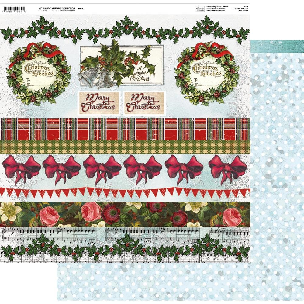 Bargain - Highland Christmas - Borders 02A (CC)