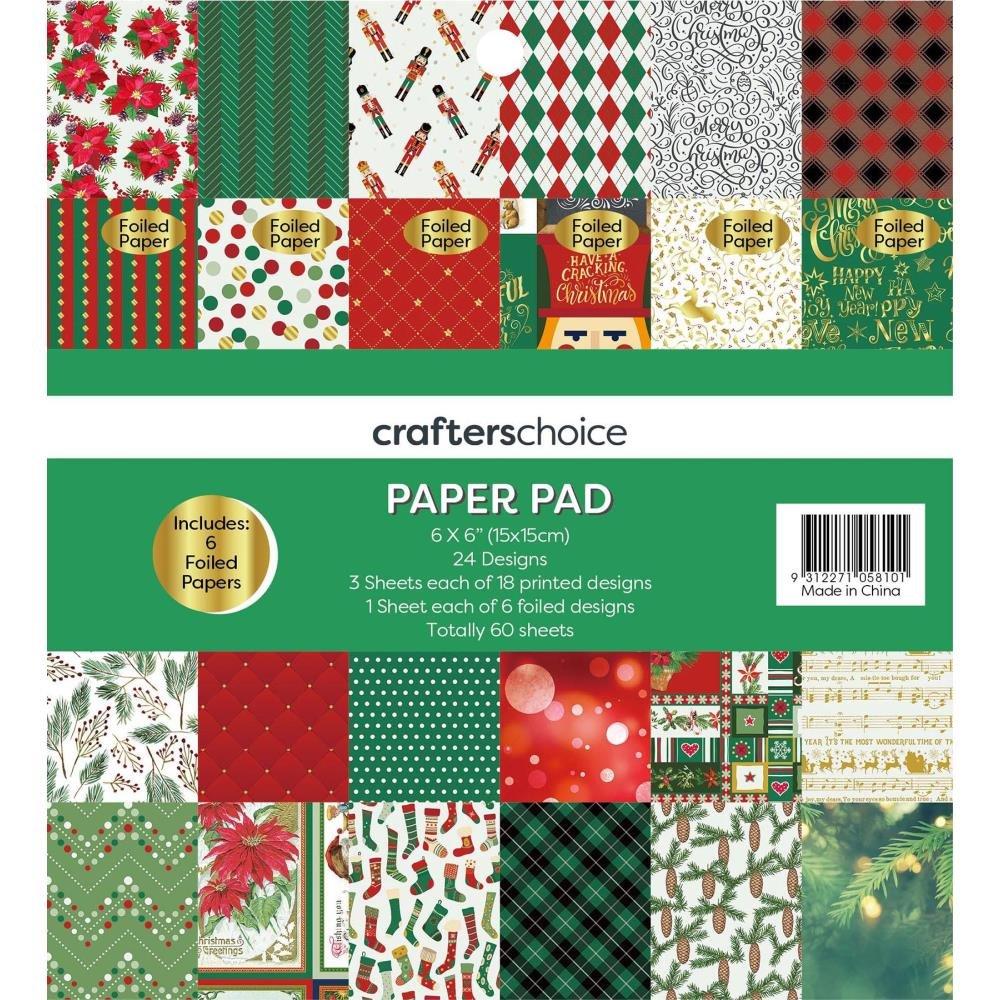 Paper Pad - Nostalgic Treasures