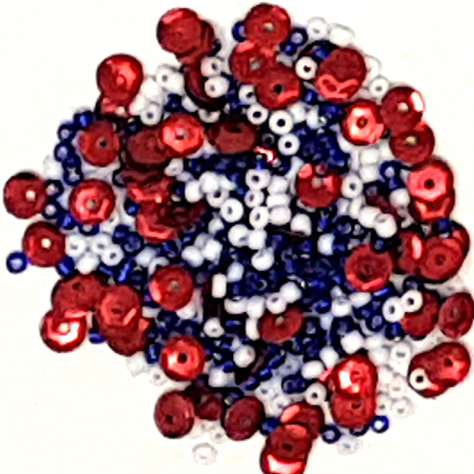 - Sprinkles - Red/White/Blue #5