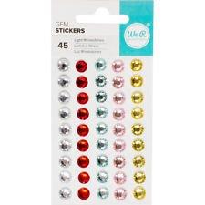 Bling - Gems Multi-Coloured (WRM)