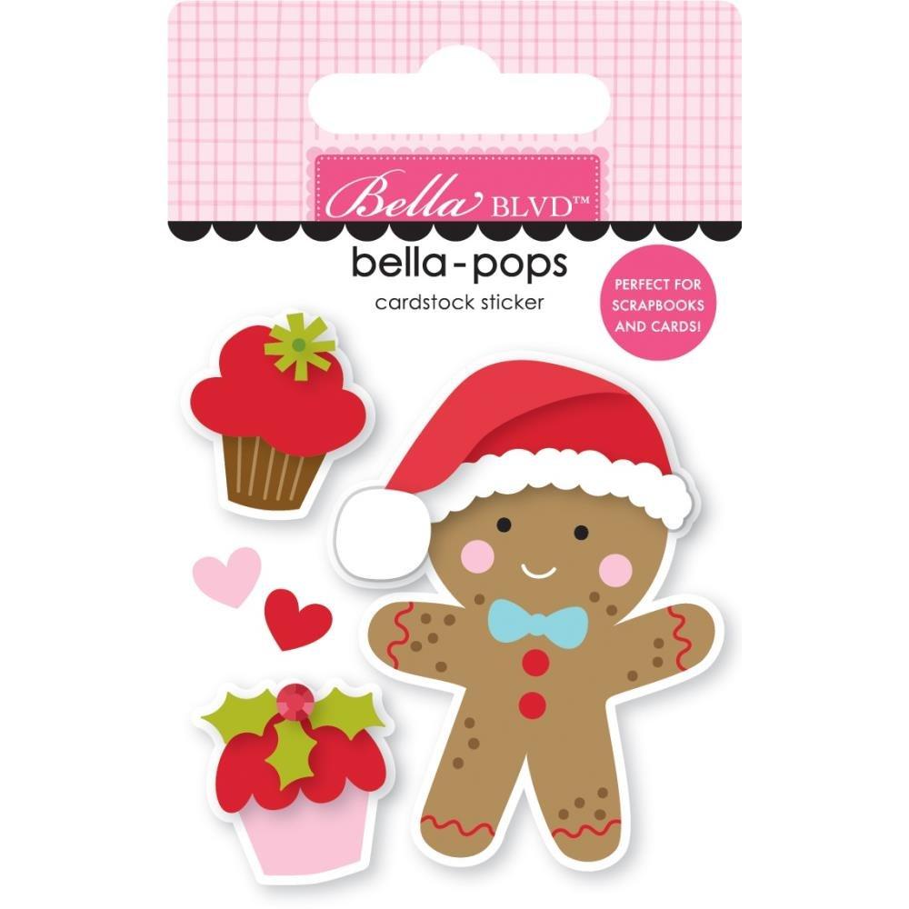 Stickers - Santa Squad Bella Pops - Spread Some Cheer (BBLVD)