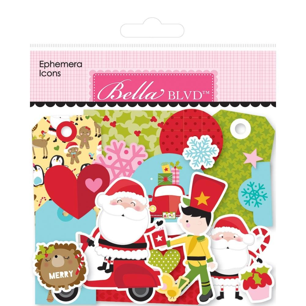 Ephemera - Santa Squad Icons (BBLVD)