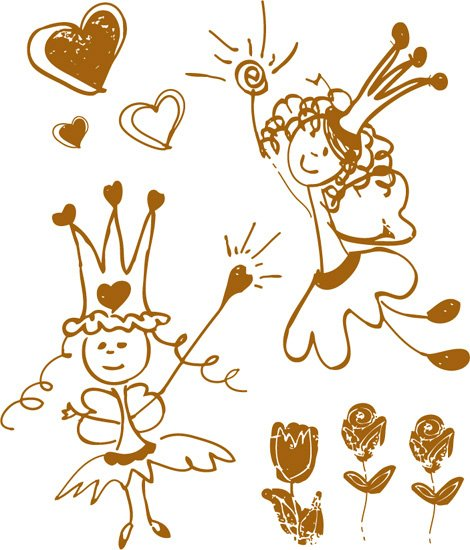 Sweet Fairy - Clear Stamp (PM)