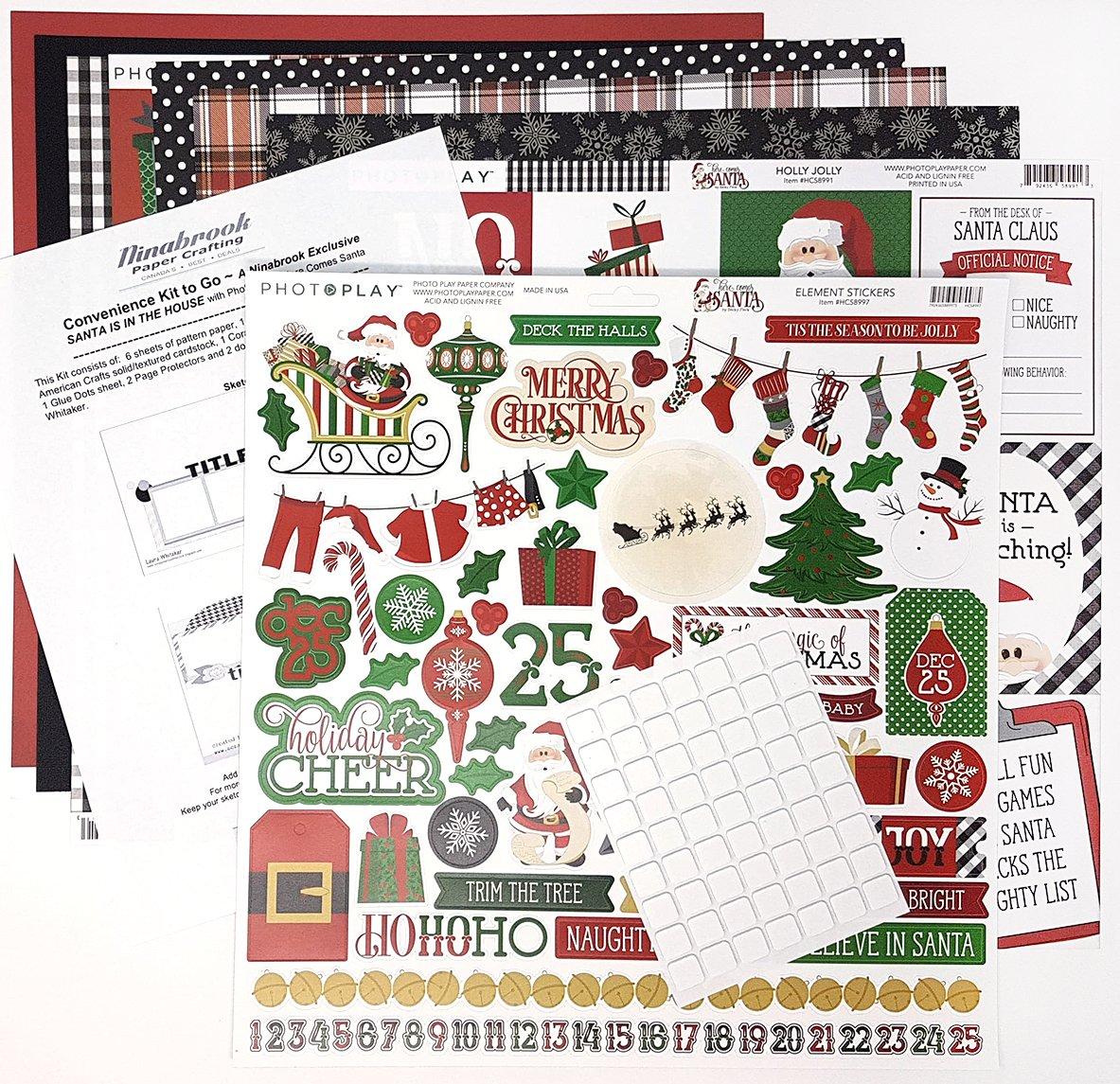 CKTG - Santa's in the House (PP)