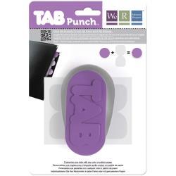 ^WE R Memory Keepers - Tab Punch