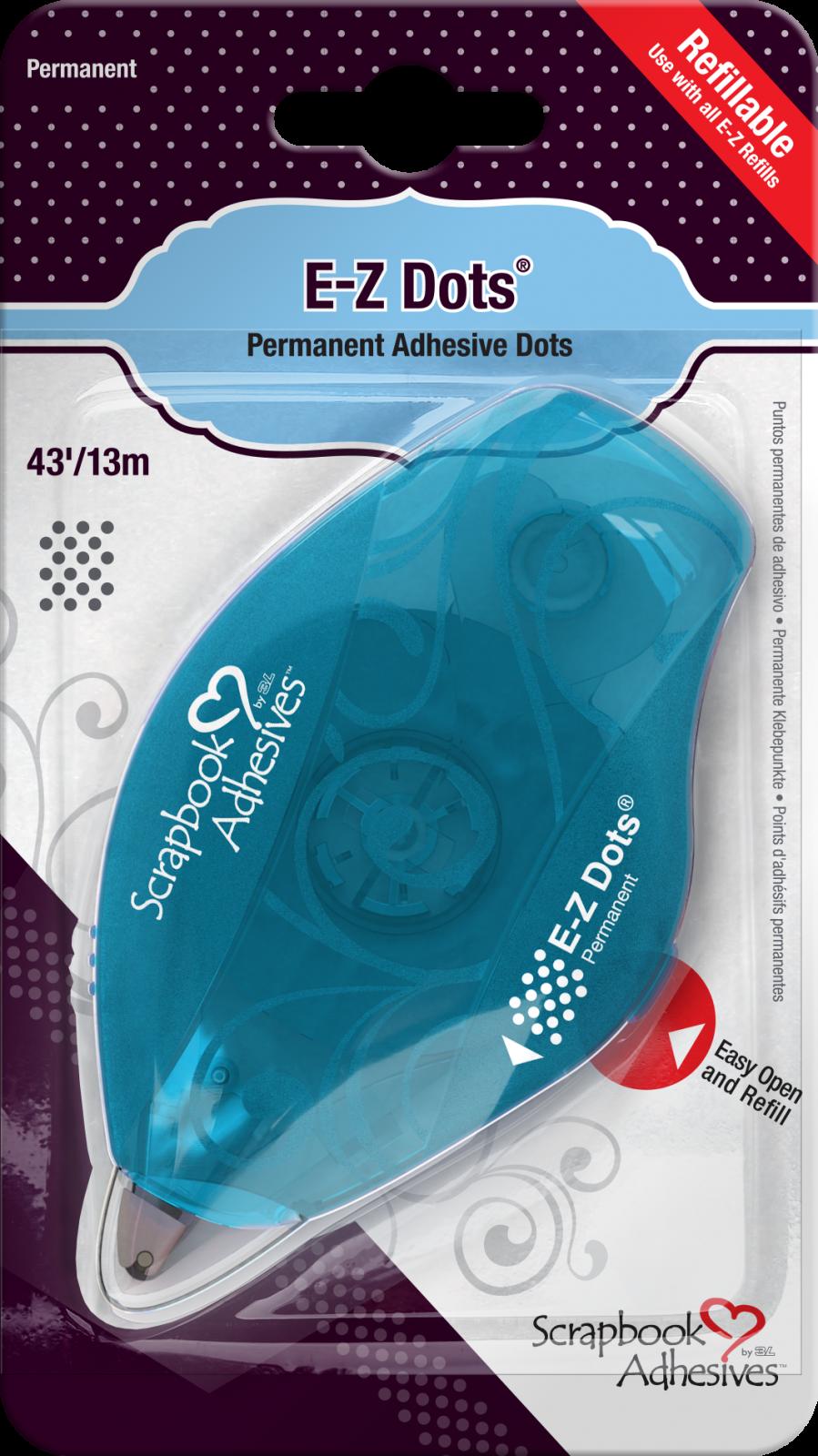 ^Scrapbook Adhesives - E-Z Dots Runner 39' (12m)