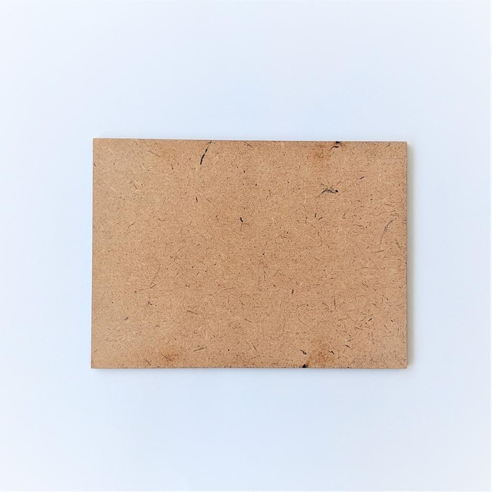 Foundations Decor - 4 x 5.5 Back (Magnetic Shadow Box Bottom)