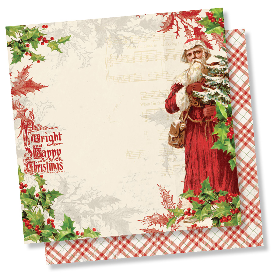 Simple Stories Simple Vintage Christmas - Dear Santa