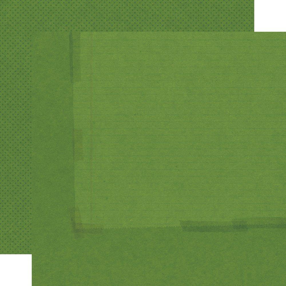 Simple Stories Autumn Splendor - Moss/Dots