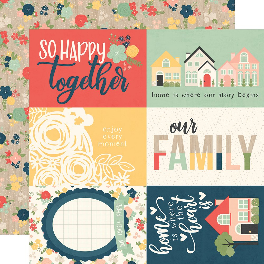 Simple Stories So Happy Together - 4x6 Elements