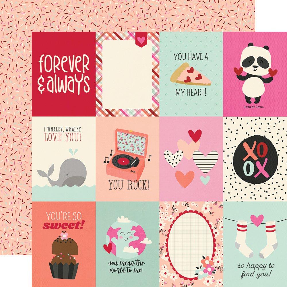 Simple Stories Sweet Talk - 3x4 Elements