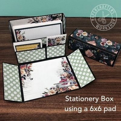 CLASS KIT:  Stationery Box - P13 Truly Yours