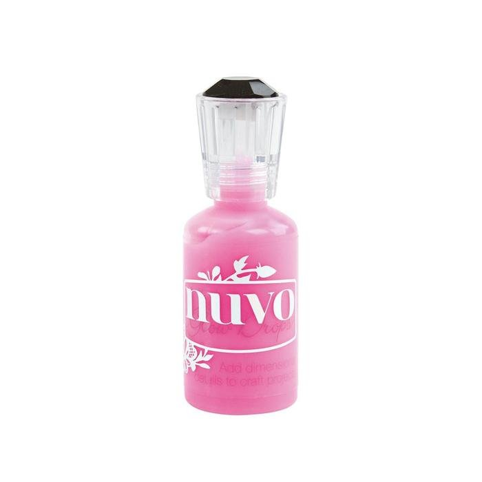 ^Nuvo Glow Drops - Shocking Pink - 746n (CLEARANCE)