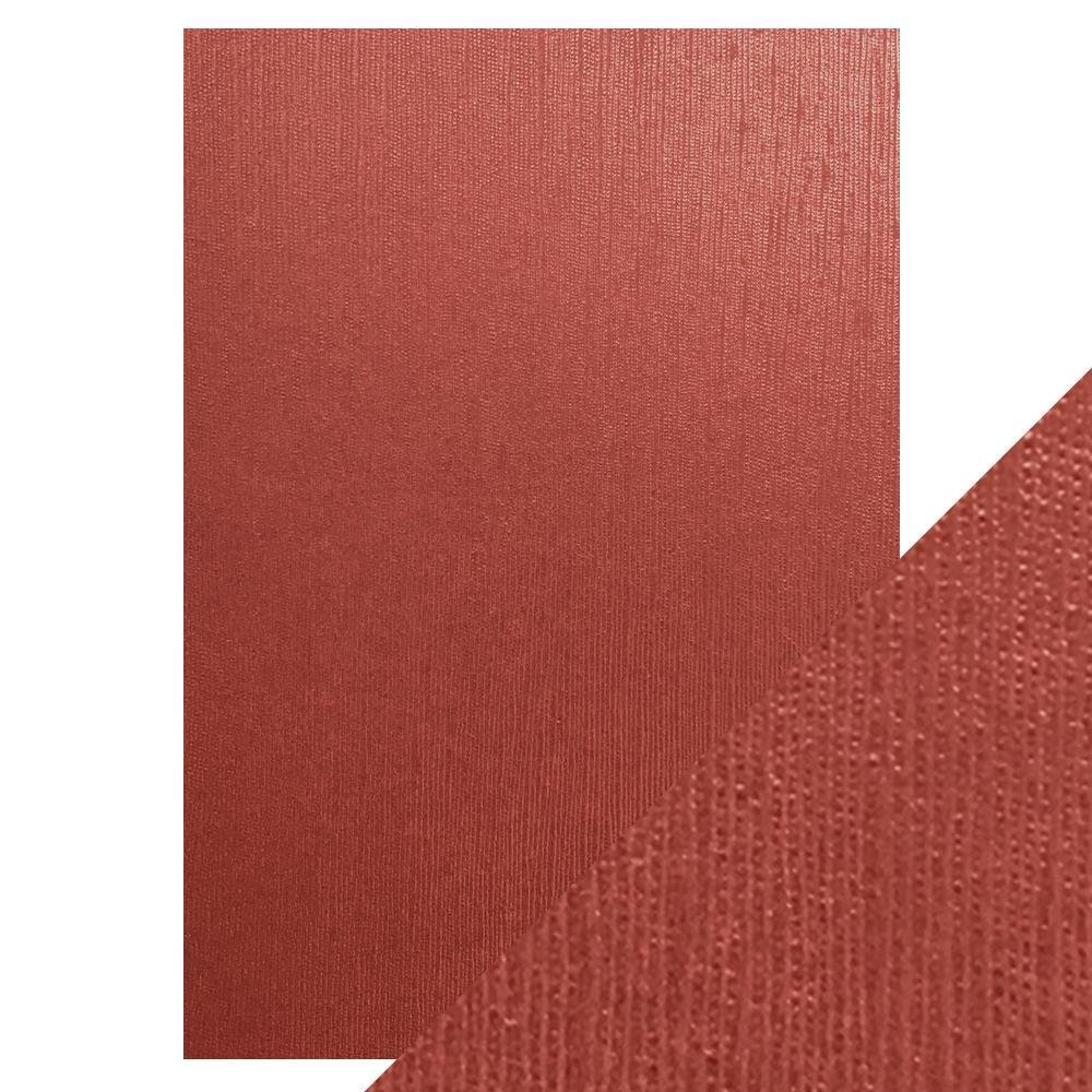 ^Craft Perfect Specialty Card - Crimson Silk, A4, 5/pkg