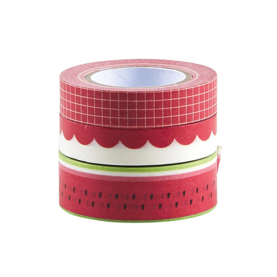 ^Sweet Slice Washi Tape, 3/pkg (FSJ)